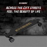 Fast E Skateboard Koowheel D3m longboard électrique de planche à roulettes