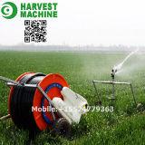 Carrete Irrigator del manguito del auge