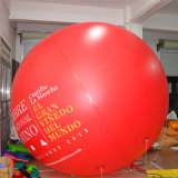 ライト(BL-0101)が付いている膨脹可能なヘリウムの気球