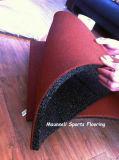 安い屋内ゴム連結/タイルの体操のフロアーリング