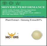 Extracto de planta - Extracto de Ginseng 80%
