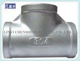管付属品のためのステンレス鋼の投資鋳造