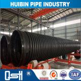 Le nouveau matériau PEHD tuyau soudé Twined renforcé