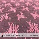 Шантилли кружева расслабления Эластичные кружева стретч ткань для продажи (M0487)