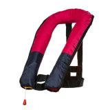 тип спасательного жилета спортов воды 80n и 150n взрослый и тип автоматическое раздувное Lifevest детей для горячего сбывания