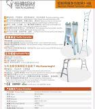 4*3 Workplatform многоцелевой Лестницы алюминиевые лестницы