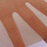 feuille 20 30 de pouce 4X6 treillis métallique tissé d'en cuivre de 60 mailles ou d'en cuivre de feuilles de maille de laiton pour la fabrication de bijou