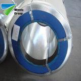 La norme ASTM A653 Dx51 standard de la bobine d'acier galvanisé Gi pour la construction de la bobine