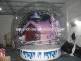 Centro commerciale che fa pubblicità al globo gonfiabile della neve della neve artificiale 6m di 3m 4m 5m