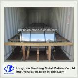 Bobinas de aço galvanizado revestido de cor para coberturas