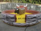 Heißer Verkauf aufblasbares mechanisches Bull, aufblasbares Mattres