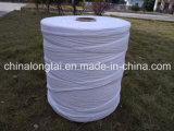 Reciclar el hilado del llenador del algodón del poliester