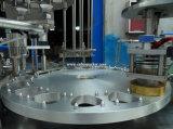 자동 회전하는 유형 컵 음료 채우는 밀봉 기계
