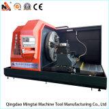 Tornio di CNC di alta qualità per la muffa di alluminio di giro (CK64125)