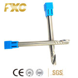 단단한 탄화물 단 하나 플루트 끝 선반 또는 1개의 플루트 맷돌로 가는 Cutter/1 플루트 절단 도구