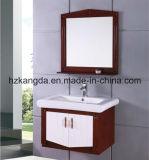 純木の浴室用キャビネットの純木の浴室の虚栄心(KD-424)