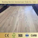 compensato naturale del teck del disadattamento del legno duro di memoria di 3.2-3.5mm