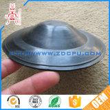 Отлитая в форму таможней усиленная шайба диафрагмы запечатывания Viton резиновый для уплотнения насоса