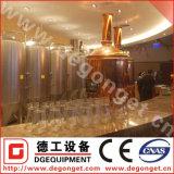 micro strumentazione di rame della fabbrica di birra 600L per il ristorante del Pub/