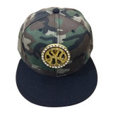 Sombrero de encargo de la manera con la insignia Sk1612
