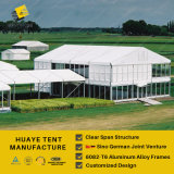 Elegant Big Tent with PVC Covers for Vent