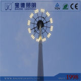 30m-12PCS-1000W HPS Lampe Auto Lifting High Mast Pole
