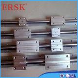 Rail de guia linear para tipos TBR e SBR