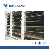 Freies Gleitbetriebs-Blendenverschluss-Luftschlitz-Glas für Fenster-Vorhänge/Farbtöne