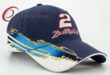 вышивка 3D хлопка холодной участвуя в гонке бейсбольной кепки