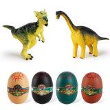 A Magia da Páscoa Dinosaur Hatch crescer ovos crescer - Preenchido para crianças com brinquedos educativos