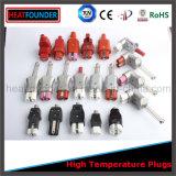 Enchufe de cerámica de alta temperatura de la certificación del Ce