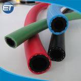 Noir / Bleu hydraulique Condition d'air admission en PVC flexible avec résistant aux huiles de chaleur