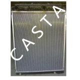 per Benz New Axor Auto Cooling System Aluminum Radiator