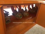 45000 litros remolque cisterna BPW Tri-Alxe Tanque de combustible Trailer