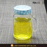 Produtos vidreiros novos feitos no frasco do vidro do pedreiro de China