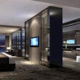 Mobília moderna do quarto da mobília do hotel do estilo ajustada (EMT-A1102)