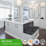Modern Bedroom Customized Plywood / MDF Wardrobe