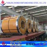 201 304 Tisco laminés à froid en acier inoxydable 316L ANTENNE en stock en acier inoxydable