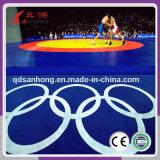 Заволакивание циновки Judo крышки Wrestling циновок высокого качества для сбывания