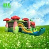 Prinz und Prinzessin Inflatable Castle Slide Combo