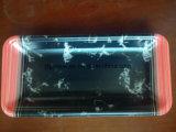 Bac PS Plaque en mousse EPS Lunch Box contenant des aliments de décisions en matière plastique de thermoformage Machine de moulage sous vide