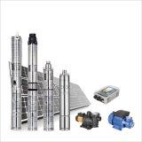 Pompa ad acqua solare sommergibile di CC dell'acciaio inossidabile per irrigazione (5 anni di garanzia)