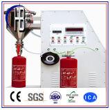 Máquina do teste de pressão do cilindro do extintor de incêndio