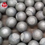 шарик чугуна крома 25mm высокий стальной для завода цемента