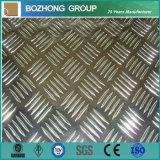 Placa antirresbaladiza de aluminio caliente de la calidad 2014A de la prima de la venta