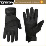 保護スポーツの手袋を循環させる戦術的で完全な指のAirsoftの軍ハンチング