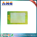 従業員の出席のための識別PVCカードの肖像画IDのカード