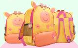 6 tipos de escola primária de moda Backpack Crianças Cartoon Mochila Animal Kindergarten School Bag Logotipo personalizado Imprimir por grosso