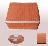 Коробка Cardborad Non-Woven ткани среднего размера домашняя собирая складная