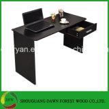 Bureau en bois de meubles de maison d'étude de poste de travail de Tableau d'ordinateur portatif de bureau d'ordinateur neuf